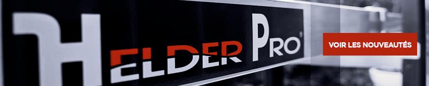 Nouvelle gamme Helder Pro